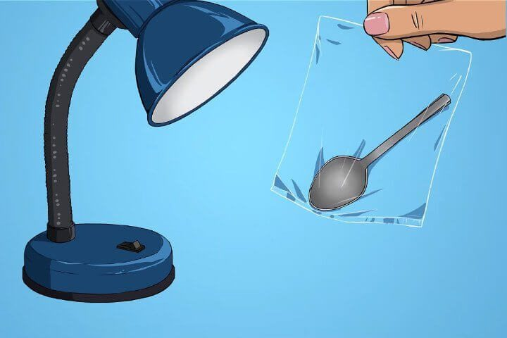 Как проверить своё здоровье за 1 минуту с помощью обычной ложки
