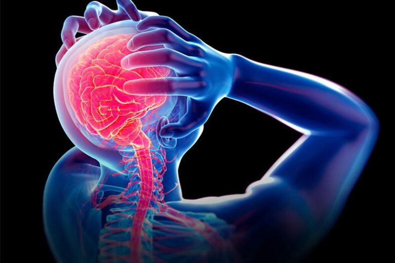 Как помочь себе при мигрени