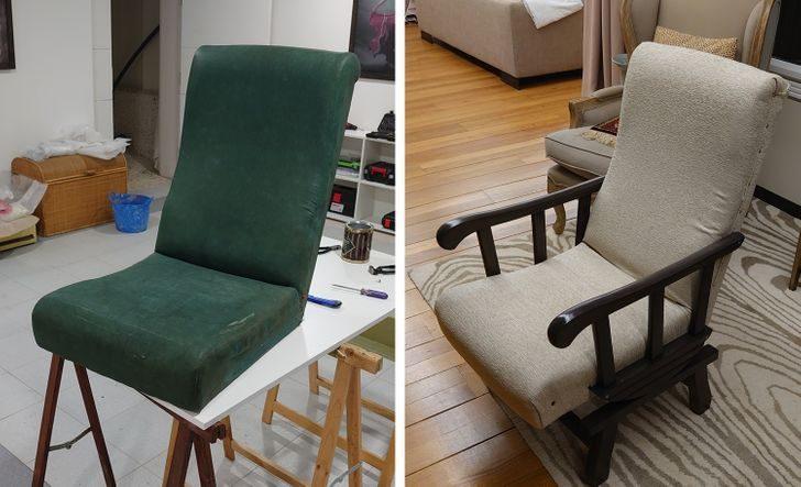 Купить новую мебель или отремонтировать старую? 17 примеров, когда люди выбрали второй вариант и не прогадали