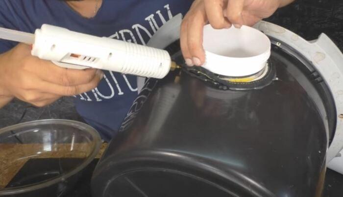 Вторая жизнь: как можно использовать люк от старой стиральной машины