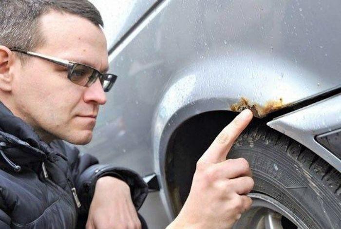 3 эффективных средства борьбы с коррозией автомобиля