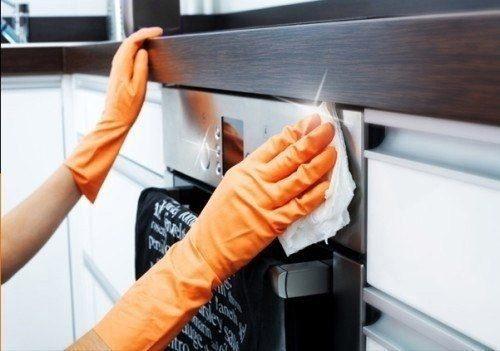 Чтобы кухня сияла: полезные советы по уборке