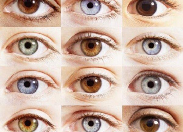 Как определитьэкстрасенсорные способности по цвету глаз?
