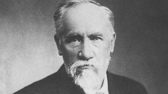 Религиозный мыслитель и философ Игорь Сикорский