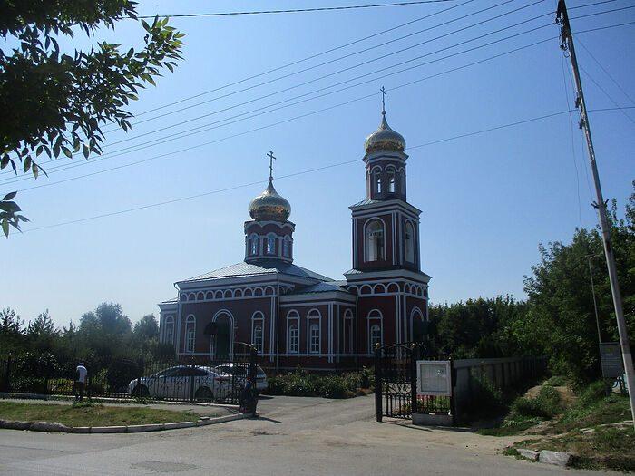 Город под Саратовом и его православное сердце