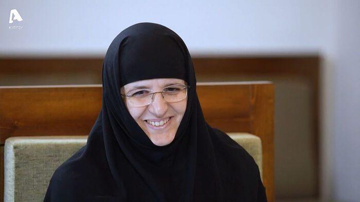 Беседа о женском монашестве
