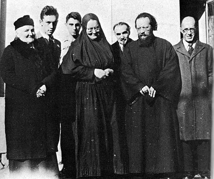 Богемная дива, которая стала монахиней