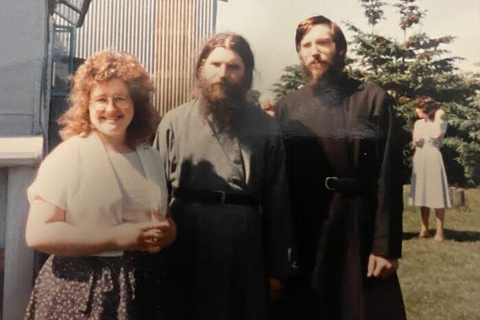 Истории американского священника