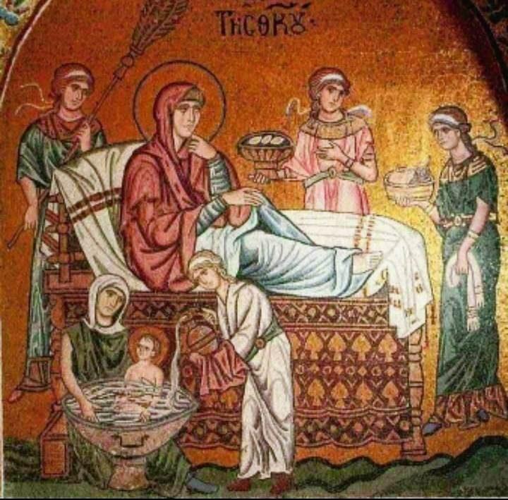 Цитаты новомучеников о Рождестве Богородицы