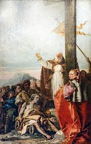 Дальнейшая история Креста, на котором был распят Христос