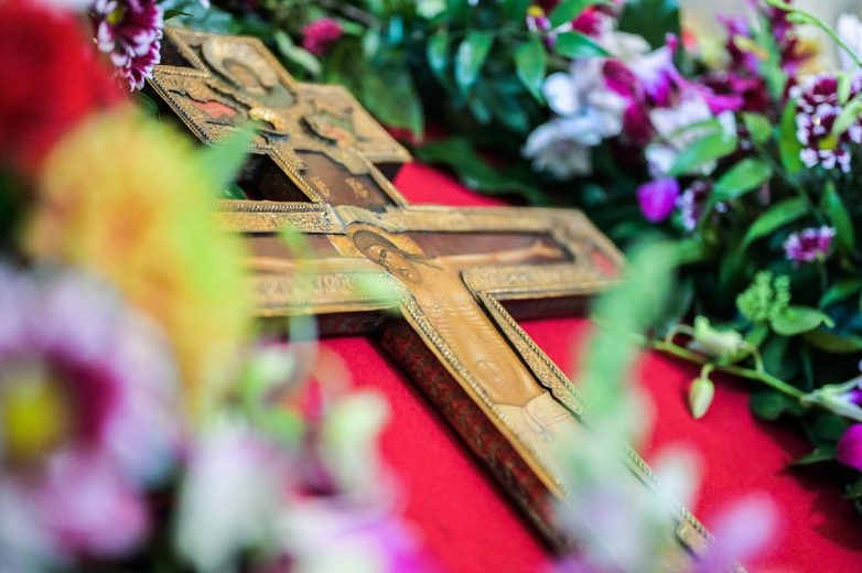 Сила животворящего креста