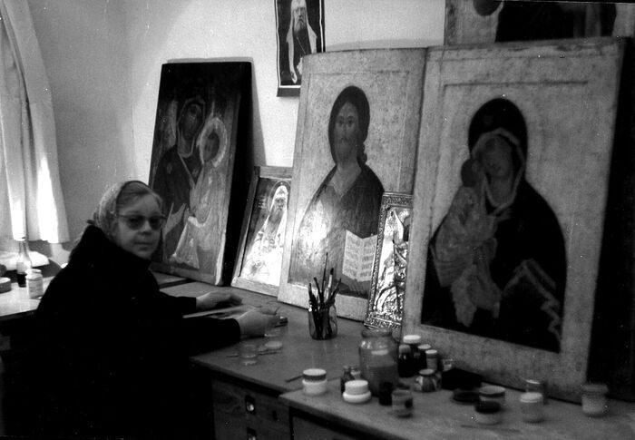 Памяти иконописца Наталии Ермаковой