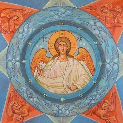 Об апостолах и евангелистах