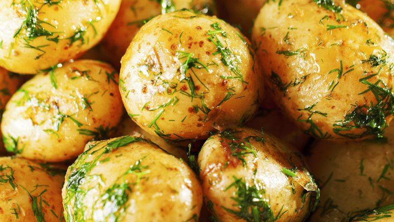 Жареная картошка - рецепт просто бомба!