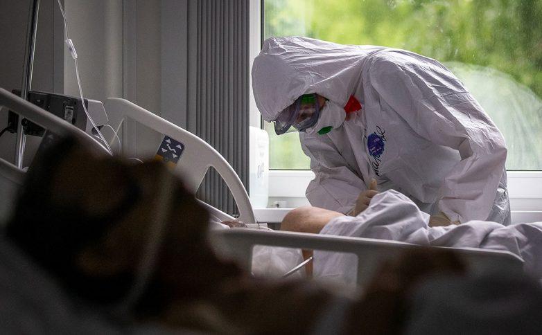 Данные о смертности от коронавируса за апрель