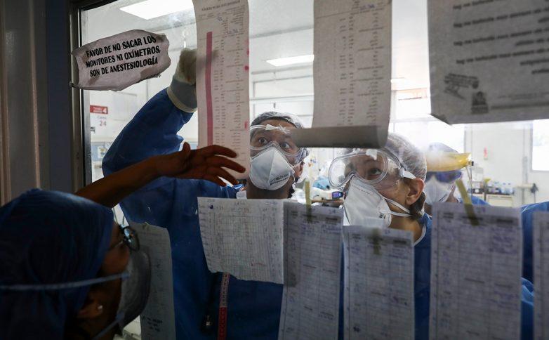 Смертность от ВИЧ и туберкулеза из-за COVID-19 возрастла