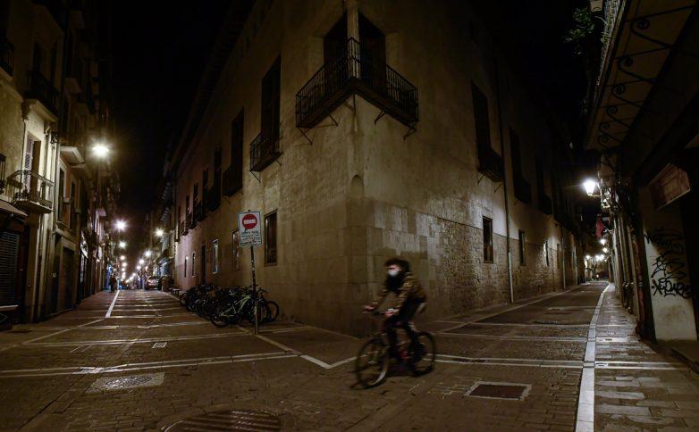 Новые ограничения из-за коронавируса в Испании