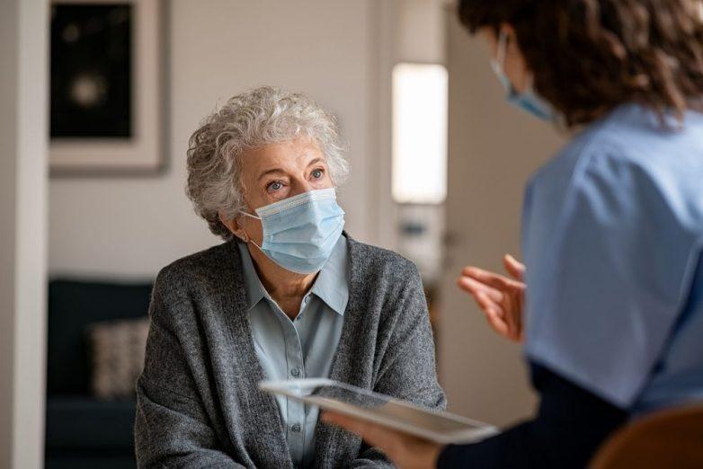 Опасное последствие COVID-19 у пожилых