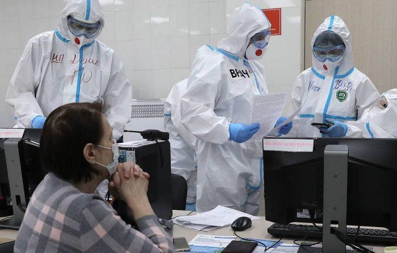 Резкий рост заболеваемости коронавирусной инфекцией в РФ маловероятно