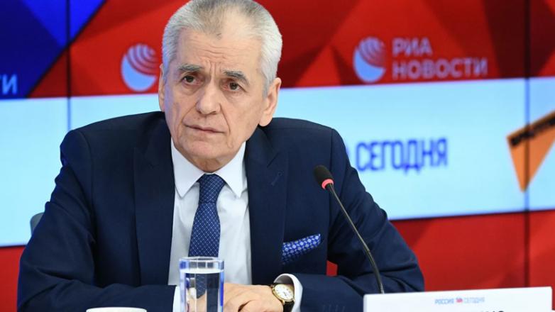 Онищенко призывает людей вакцинироваться вне зависимости от названия препарата