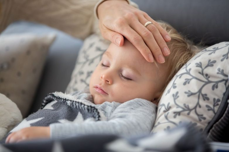 Осложнения коронавируса у детей