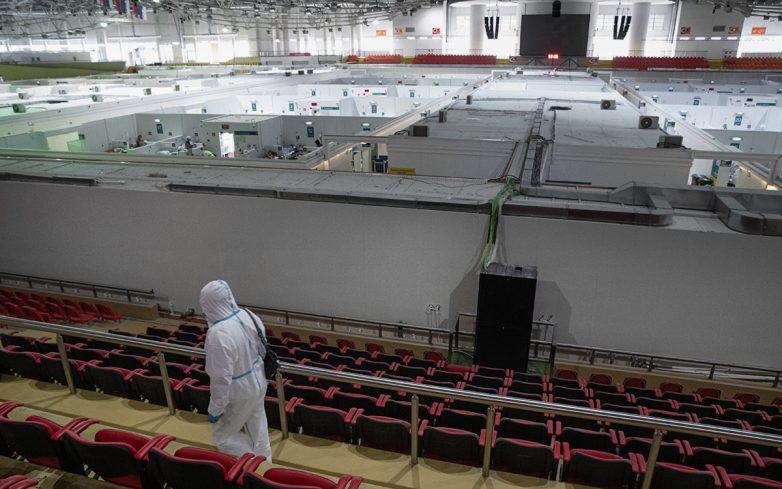 В России повторила рекорд суточная смертность от коронавируса