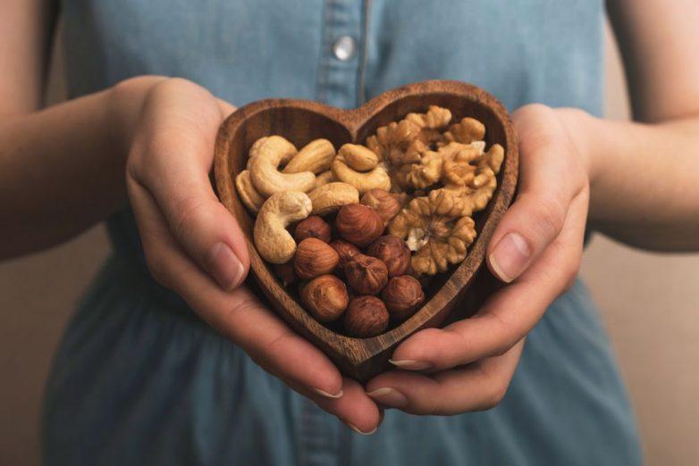 Полезный для здоровья сердца орех
