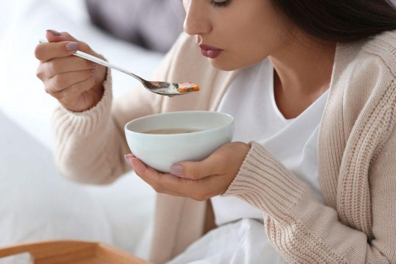 Продукты, которые нельзя есть при простуде