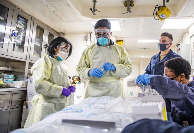 В Японии обнаружили вирус, вызывающий острую лихорадку