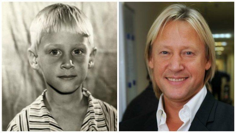 Харатьян фото в молодости и сейчас