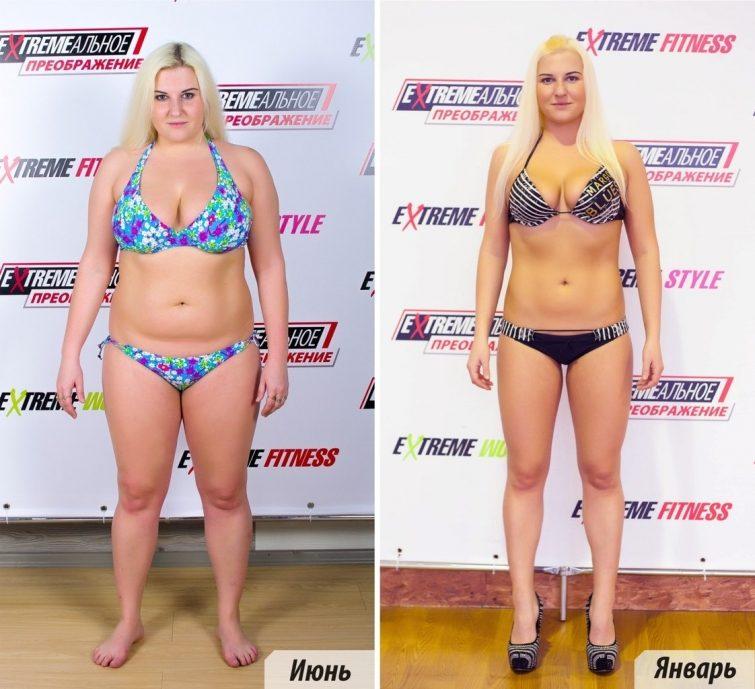 Экстремальное похудение программа преображения все сезоны