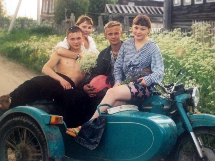 Атмосферные снимки из 90-х. Удивительный сборник!
