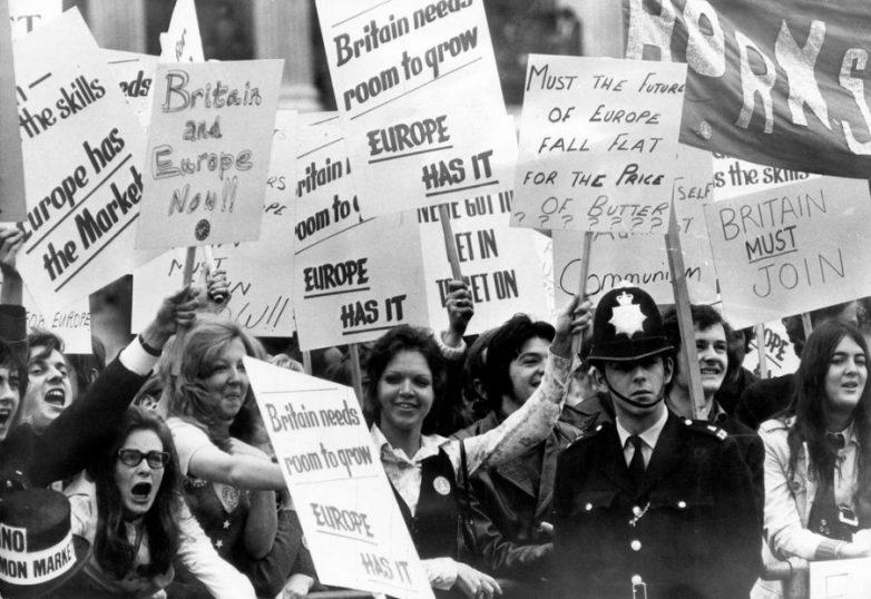 Как жили в мире 50 лет назад. Октябрь 1971 года.