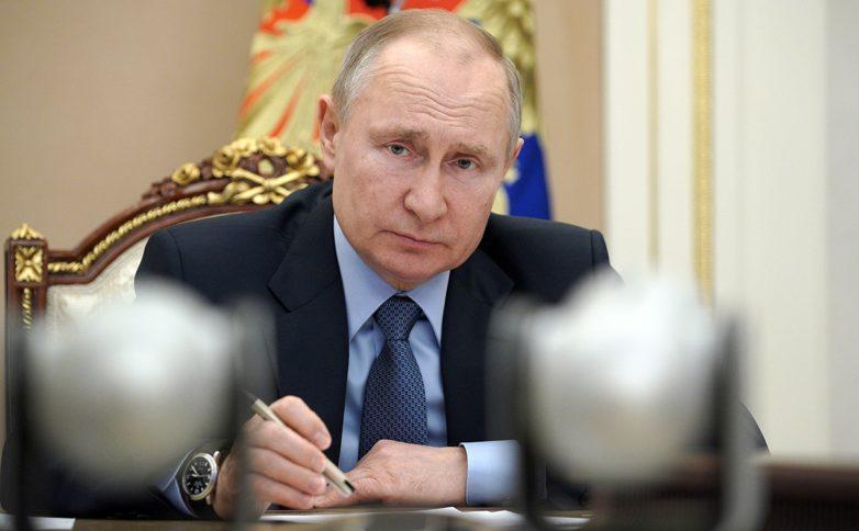 Путин объяснил рост числа преступлений в ИТ-сфере словами «мы не успеваем»