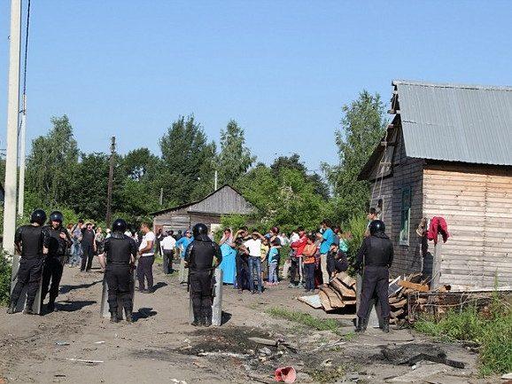 Свадьба цыган в Ульяновской области закончилась массовой дракой
