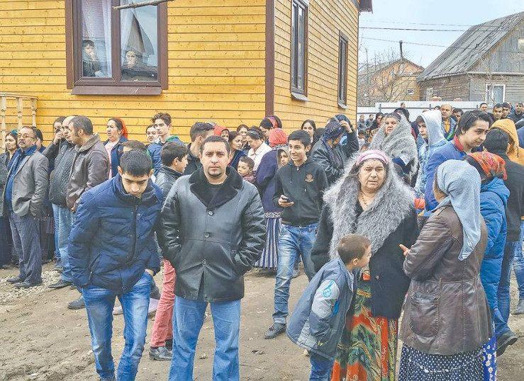 Пензенский суд вынес приговор цыганам, а цыгане вынесли приговор русской Чемодановке
