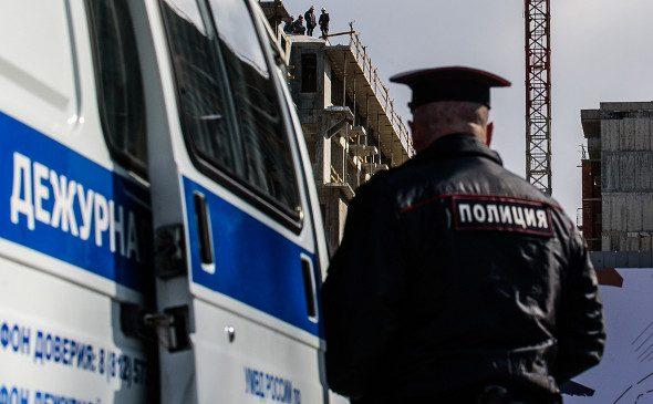 В Петербурге неизвестные ограбили банк