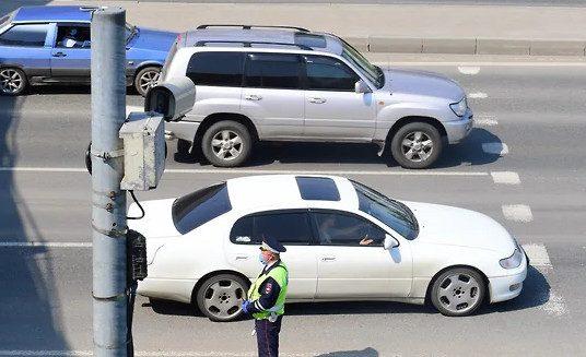 ГИБДД отказалась от штрафов водителей за превышение средней скорости