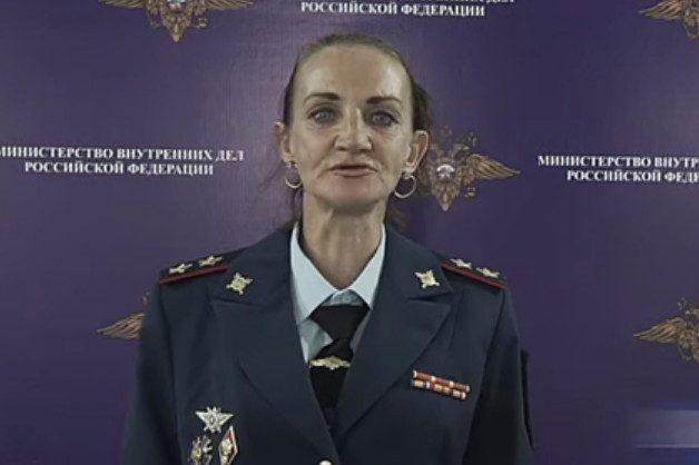 Россиянку, спародировавшую генерала МВД Ирину Волк отправили в колонию на три месяца