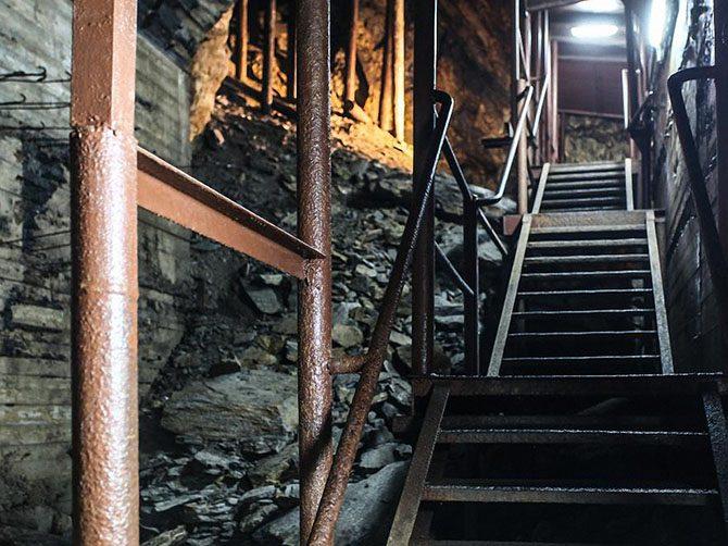 Прогулка по подземному городу Гитлера