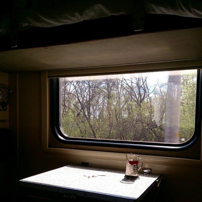 Ни с чем не сравнимая железнодорожная романтика