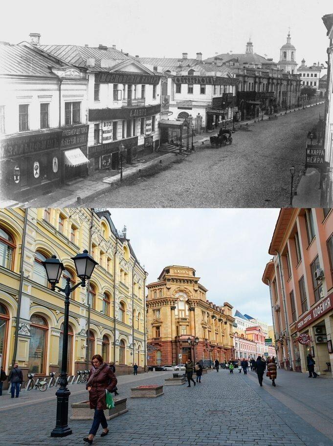 Моей Москвы больше нет? Российская столица сейчас и 100 лет назад