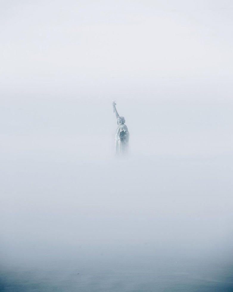 Очередная порция захватывающих снимков из путешествий тревел-фотографа