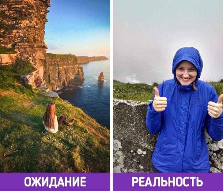 Что такое «не везёт»: 17 путешественников, которые хотели сделать снимок мечты, но что-то пошло не так