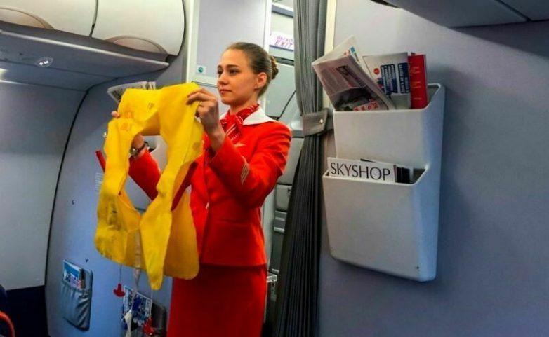 Что пассажиры чаще всего забирают из самолётов
