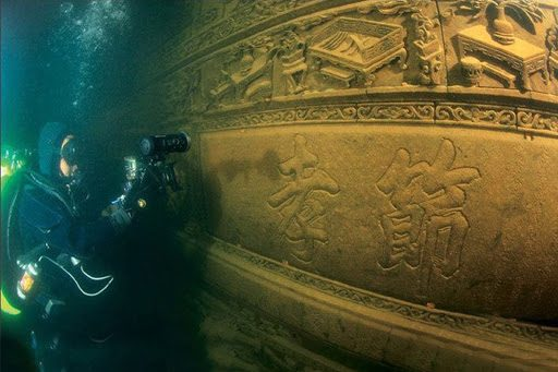 5 завораживающих городов мира, ушедших под воду