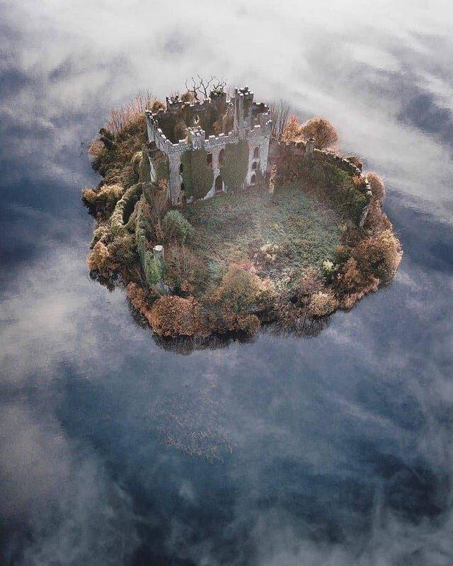 Самые необычные заброшенные места планеты, от которых захватывает дух
