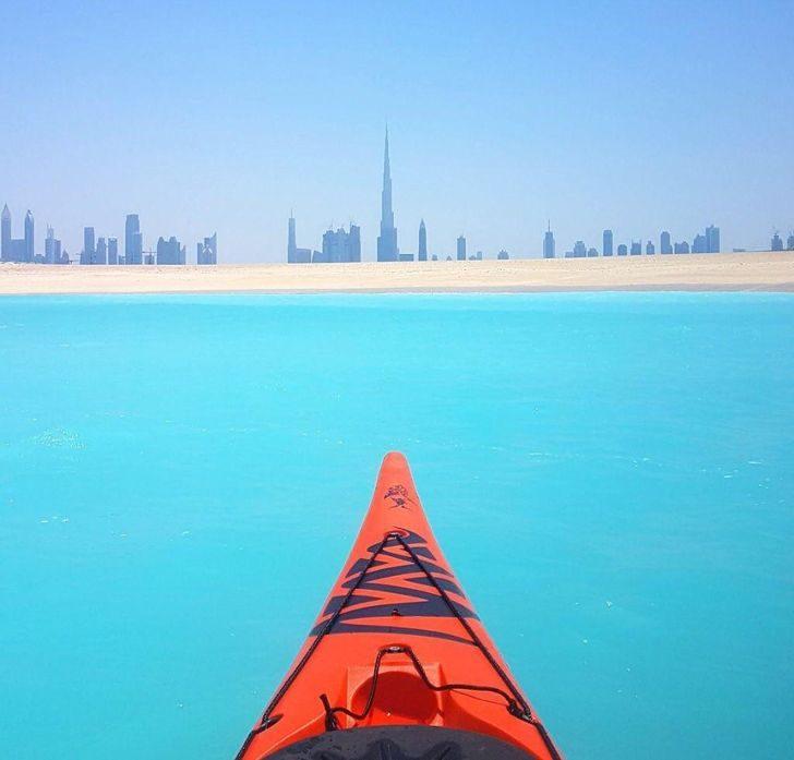 27 потрясающих снимков, показывающих Эмираты с неожиданной стороны