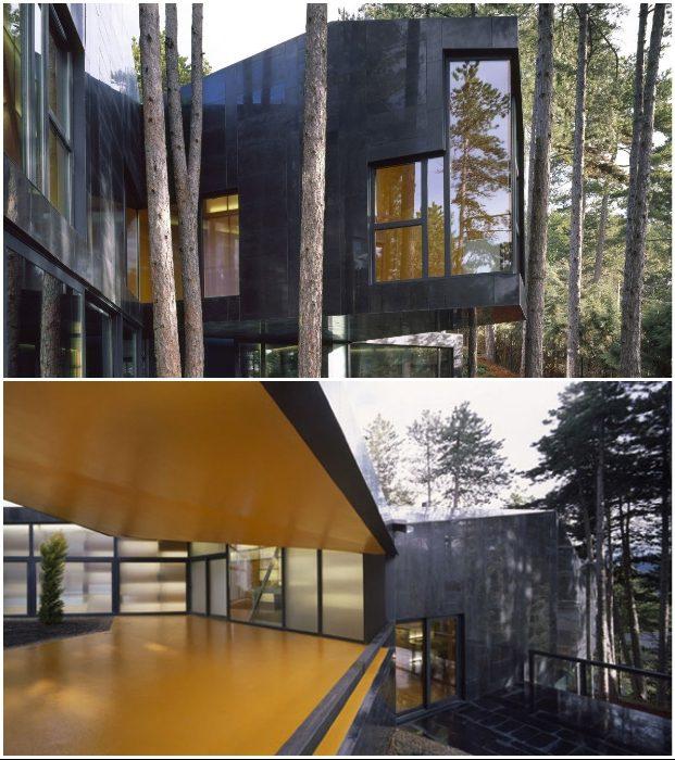 8 футуристичных домов в Испании, идеально вписанных в естественный ландшафт