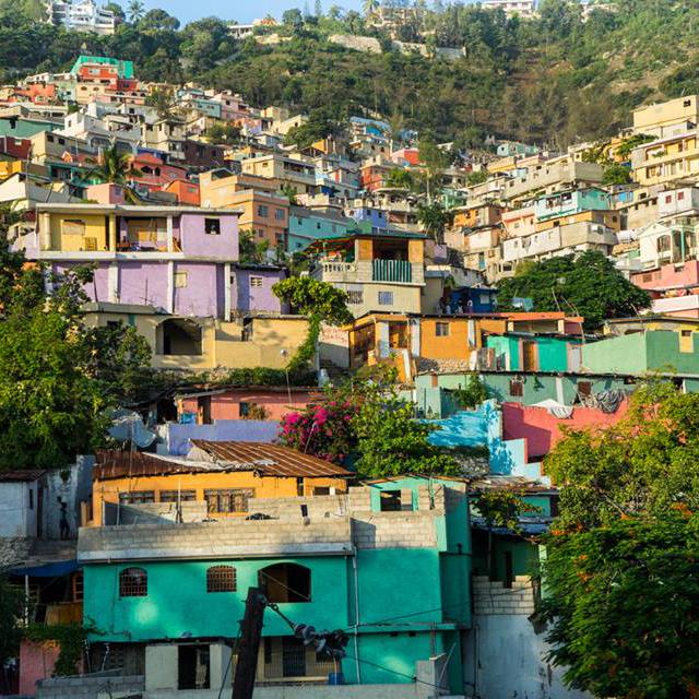 гаити фото города очень